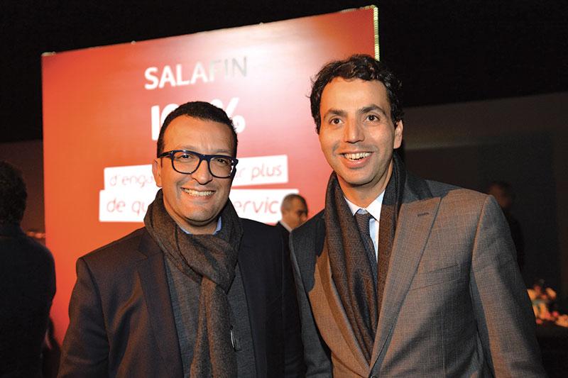 Adil Lahlou et Ezzoubeir Errhaimini