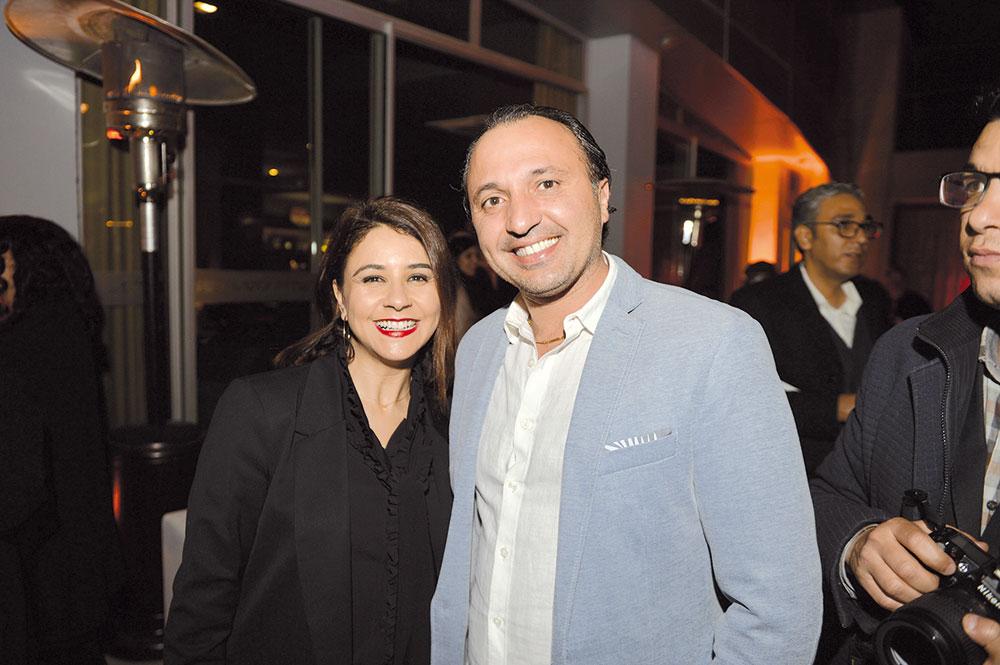 Samia Akariou et Nawfal Thaifa