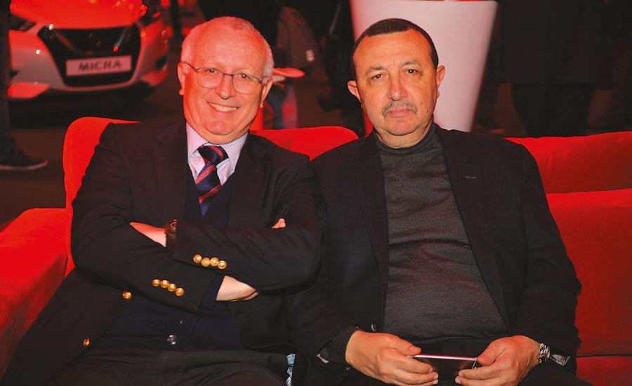 Aziz Cherkaoui et Amine Cherkaoui