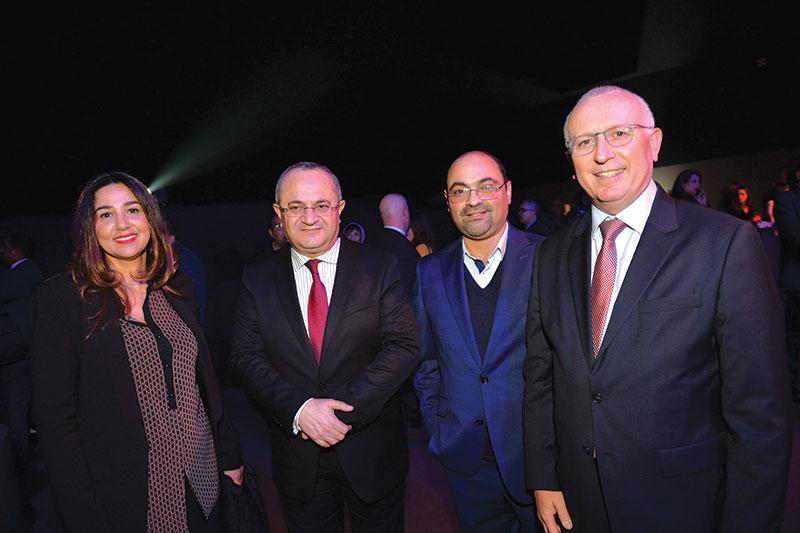 Brahim Benjelloun, Tagmouti et Aziz Cherkaoui