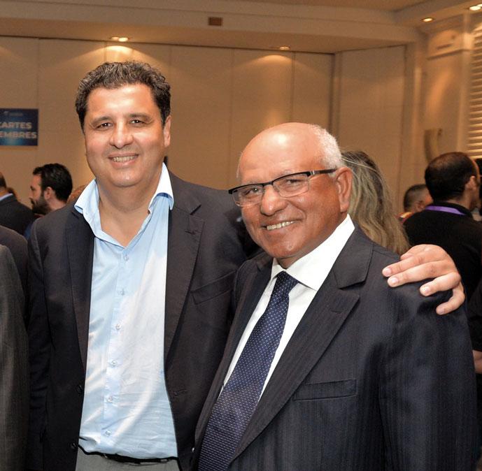 Youssef Alaoui et Mohamed Chaïbi