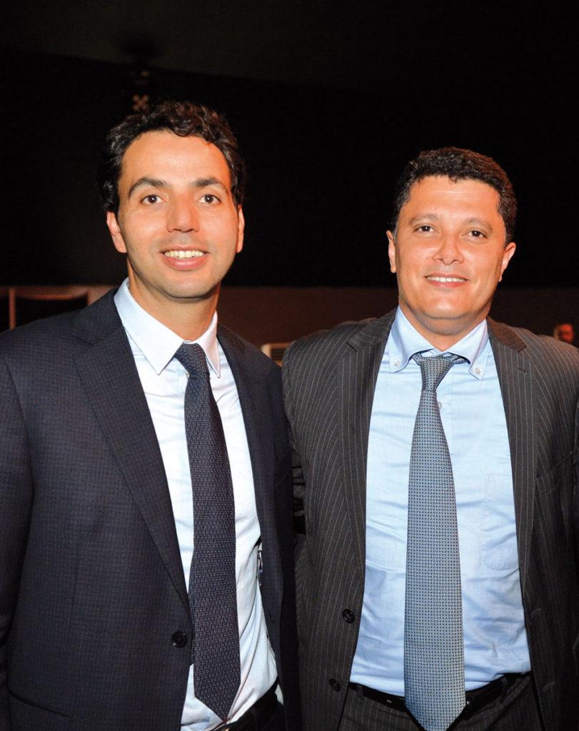 M. Ezzoubeir Errhaimini et Adil Bennani