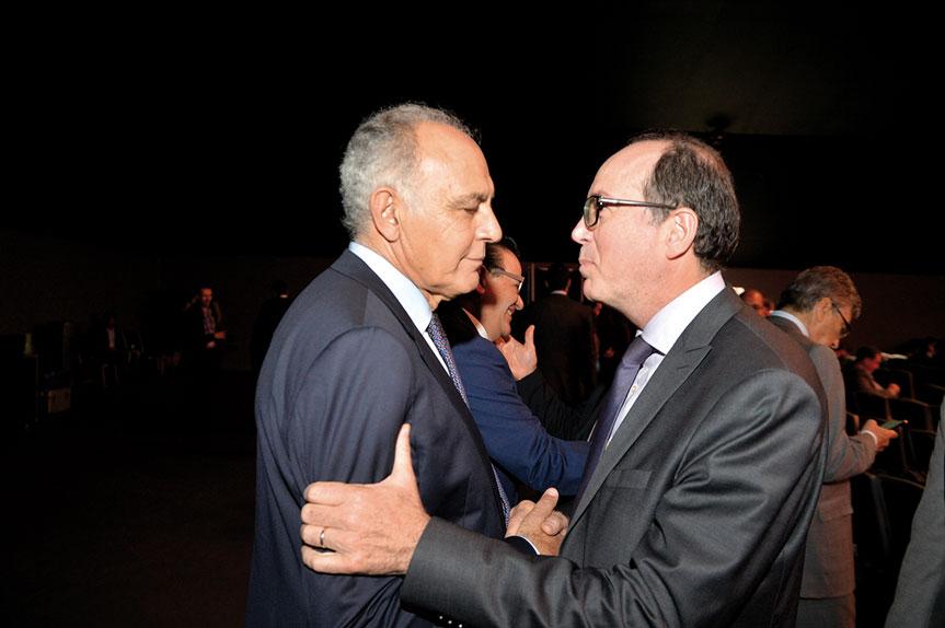 Salaheddine Mezouar et Badre Kanouni •