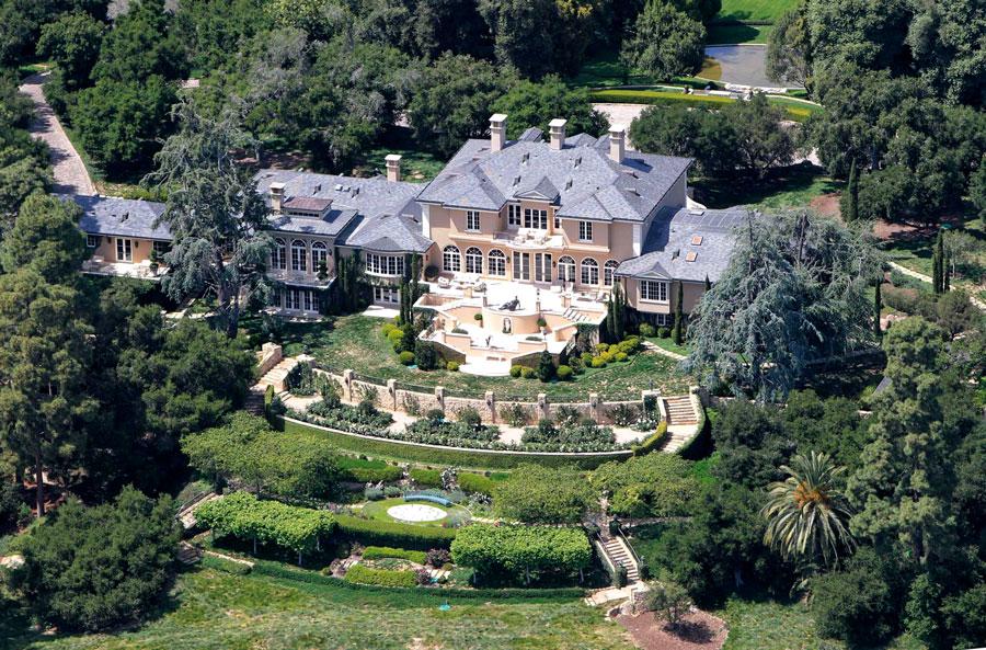 Promised Land Montecito, Californie, USA ( 80 millions $ )
