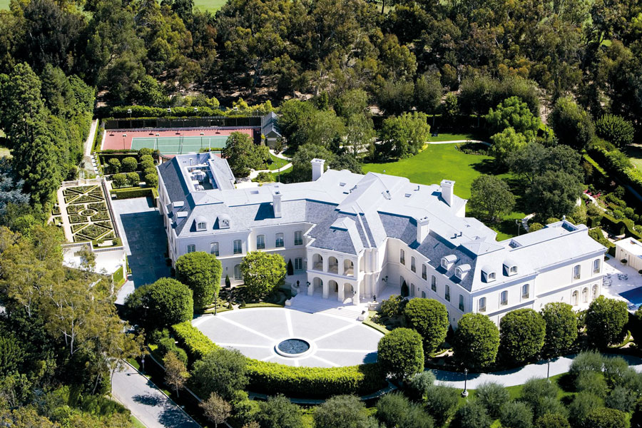 The Manor, Holmby Hills, Los Angeles, USA ( 70 millions $ )