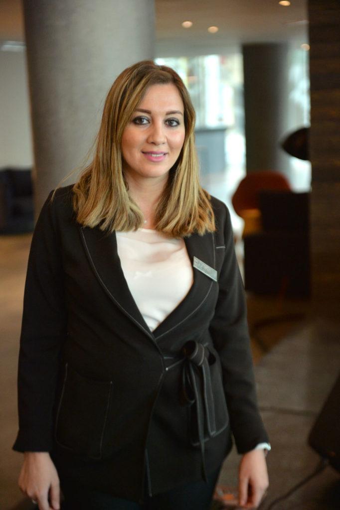 Asmaa Yaqoubi, directrice commerciale et Marketing du complexe hôtelier