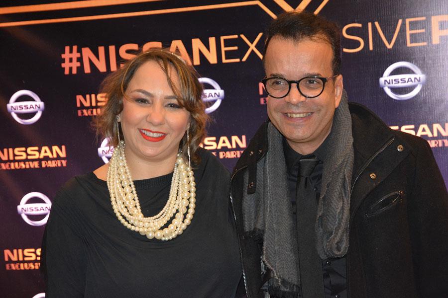 Siham Fawzi et Abdelkhalek Zyne
