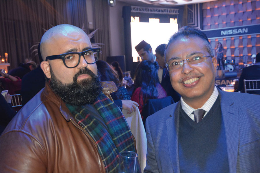 Don Big et Hicham Abkari