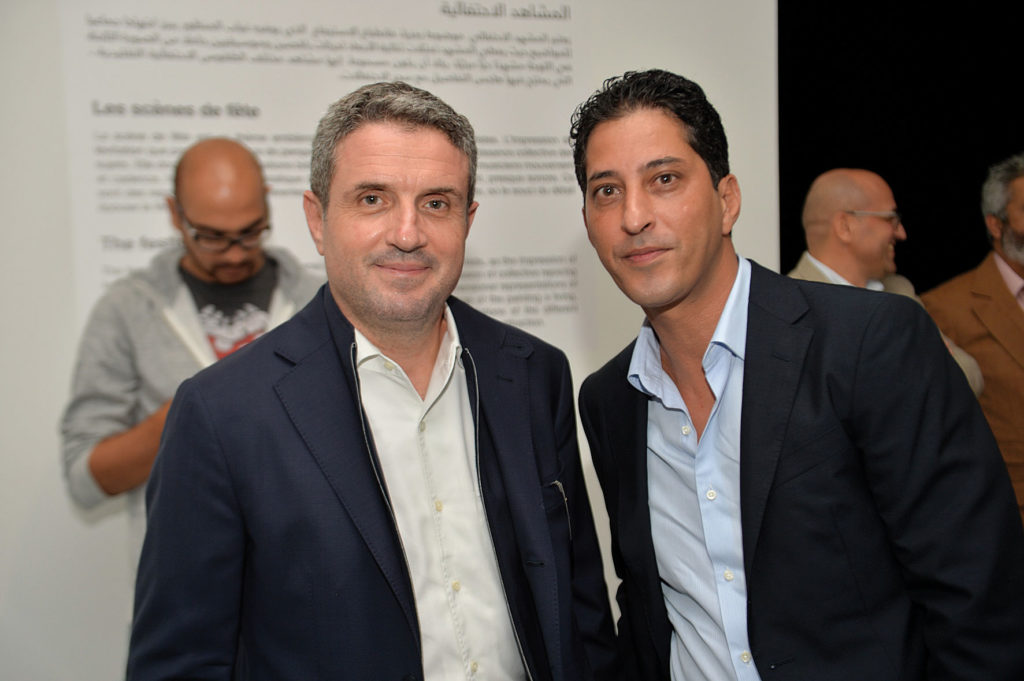 Mohamed Boutaled et Simo Chaoui •