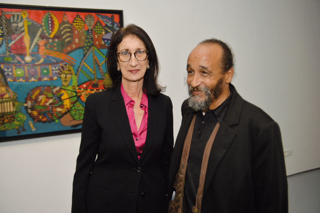 Amina Benkhadra et Abdelmoumen El Farrouj
