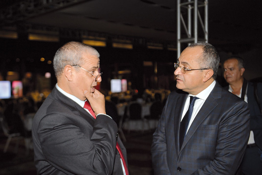 Mohamed Haitami et Brahim Benjelloun Touimi