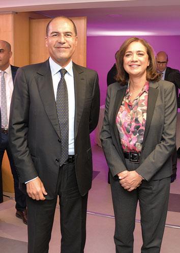 Laila Mamou et l'ancien Wali de Casablance, Khalid Safir • 8. Youssef Baghdadi •