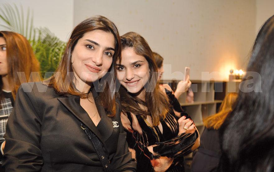 Myriem et Yasmine Berrada Sounni de Loft Art Gallery