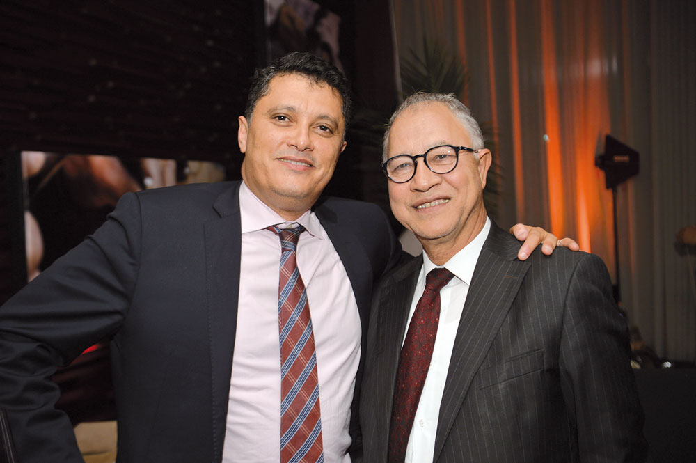 Adil Bennani et Fouad Akesbi