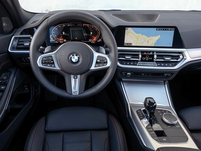 Le nouveau langage de conception de BMW incarne la modernité et le dynamisme de la nouvelle BMW Série 3