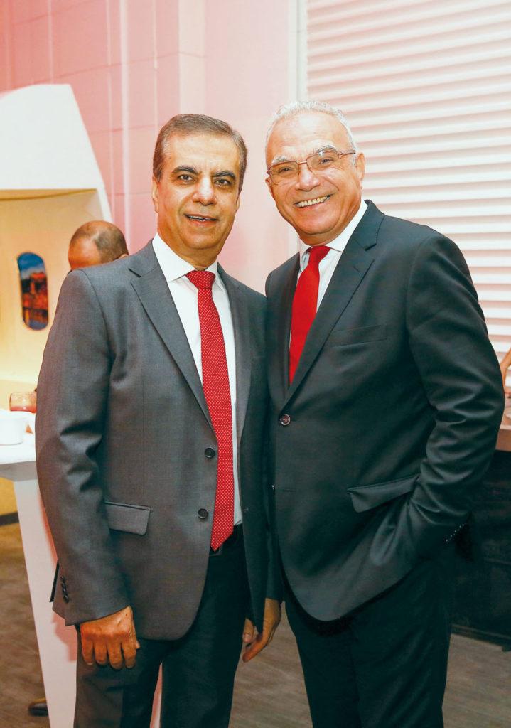 Adel Ali et Fouad Attar •
