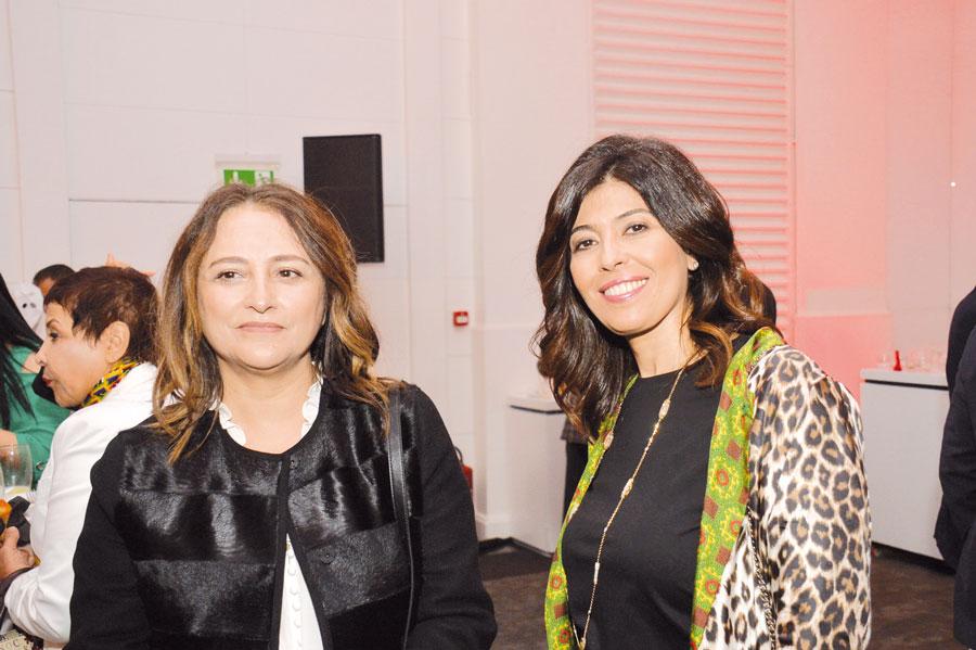 Assia El Asri et Nada Gmira