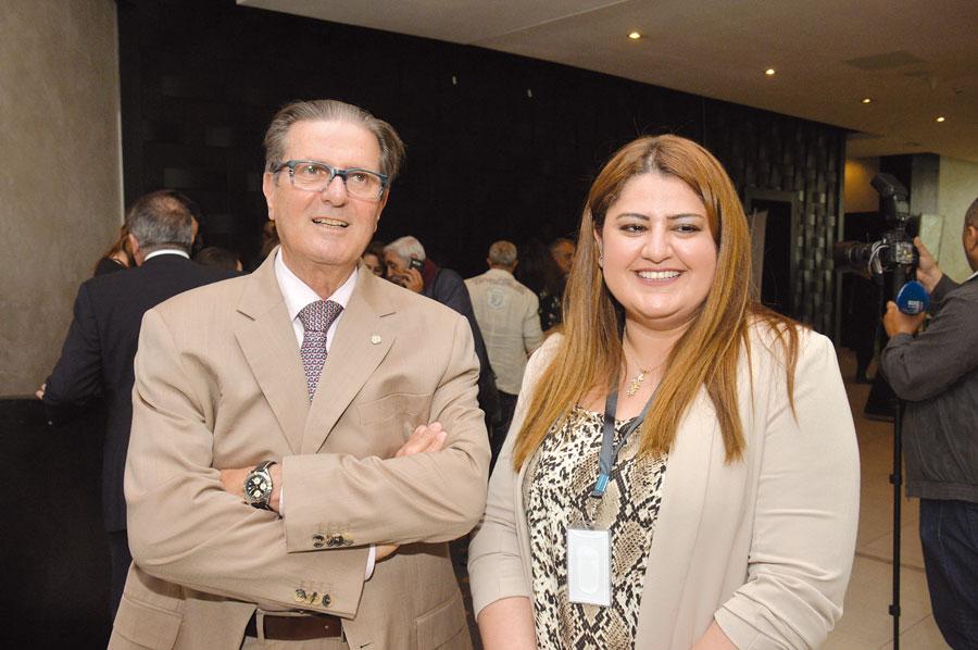 Othman Cherif Alami et Fatima Zahra Lakhbabi •