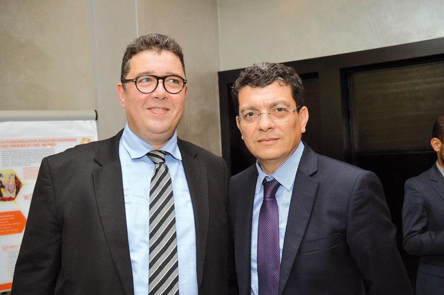 Fassi Fihri Fihr et Faouzi Abdelmounaïm •