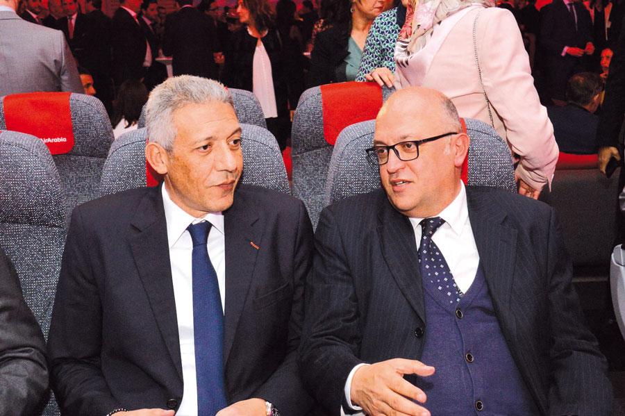 Mohamed Hassan Bensalah et Zakaria Belghazi •
