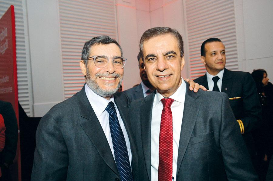Said Ibrahimi et Adel Ali