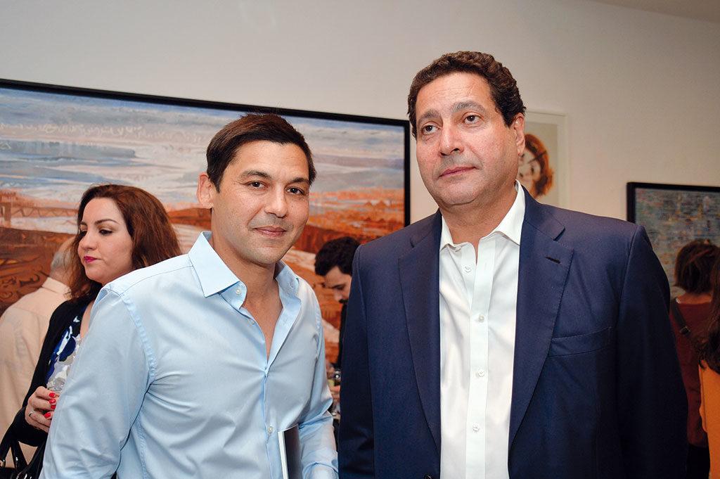 Fihr Kettani et Farid Bennis