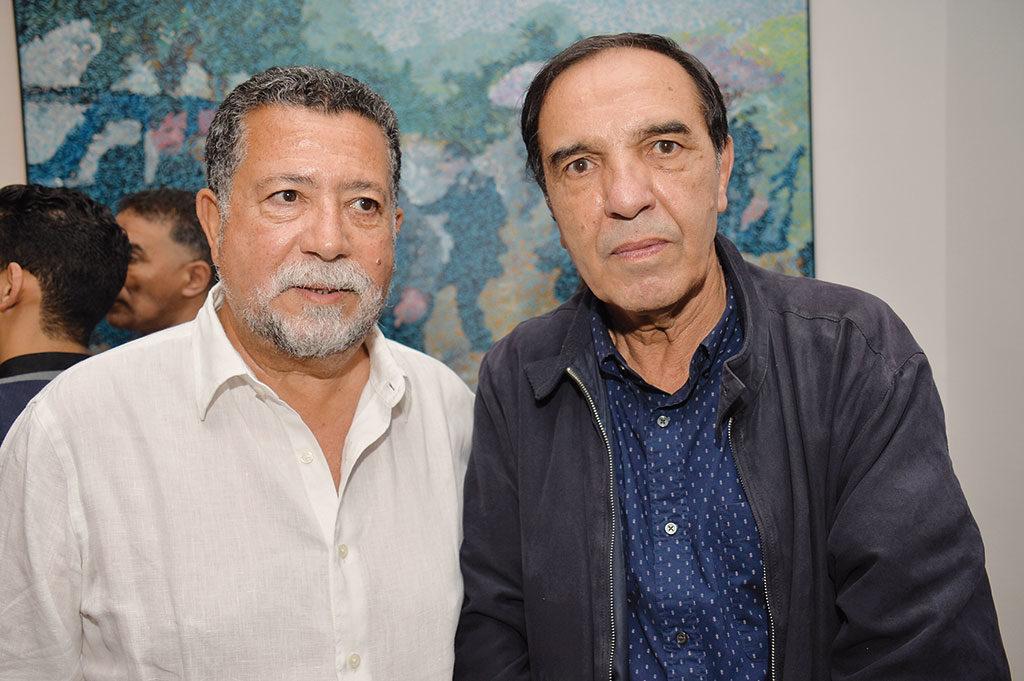 Abdellatif Lasri et Abdallah Sadouk