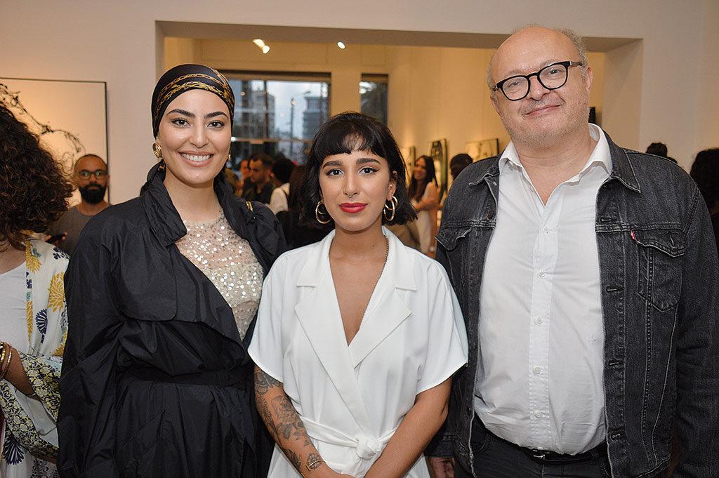 Sara Coelho Ansari, Zineb Bennis et Moulay Ahmed Belghiti