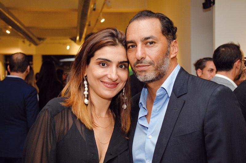 Myriem Berrada Sounni et Saad Salhi