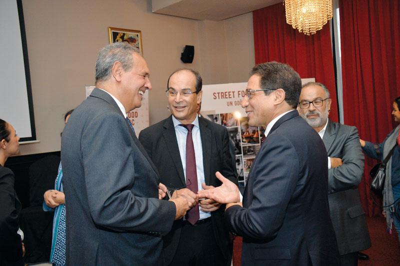 Karim Hajj et Saïd Ahmidouch