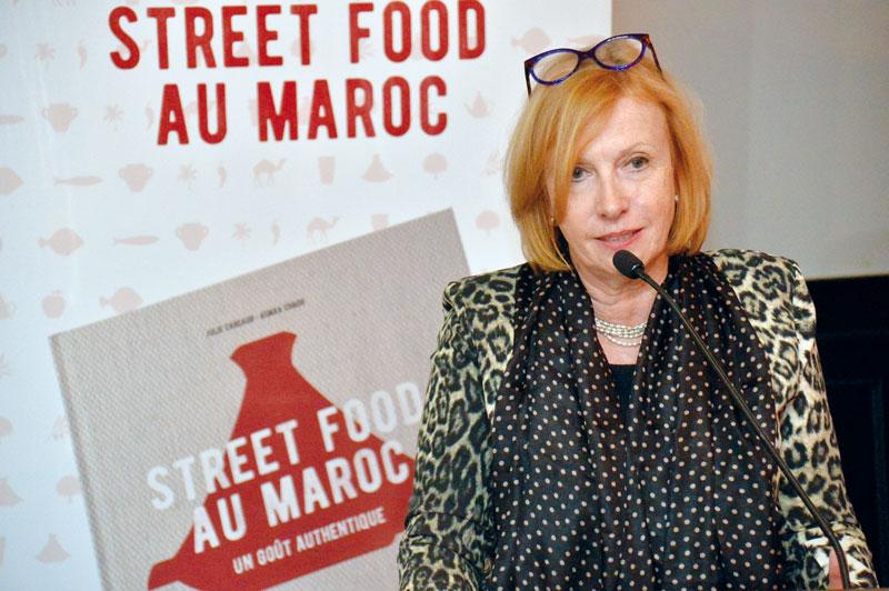 Patricia Defever, éditrice de l'ouvrage