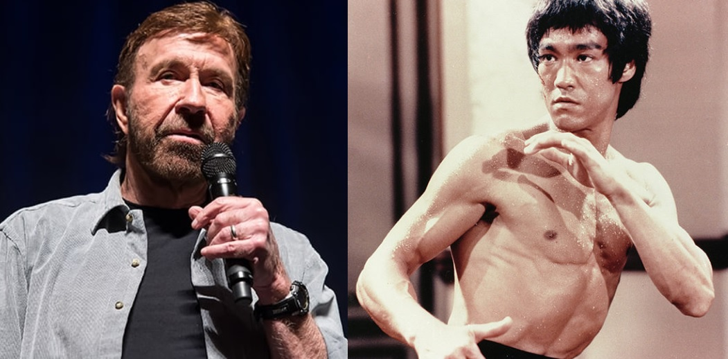 theKONGBLOG™: Chuck Norris Explains What Really Killed